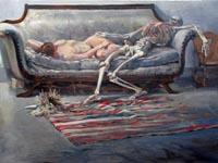 New York Modern Realism Oil Painter